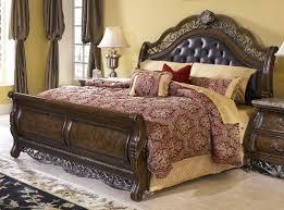 sleigh beds u0027 inspiration home decor and furniture