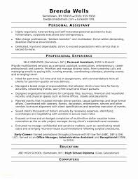resume templates for administrative officers examsup cinemark top result it resume template new personal assistant resume sle