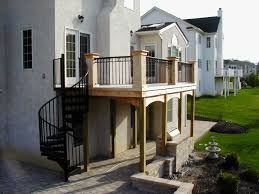 cost to build deck stairs radnor decoration