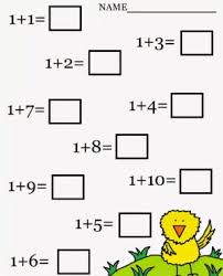 math worksheets kindergarten addition gifware maths for and