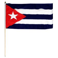 Decorative Sports Flags Cuba Flag 12 X 18 Inch
