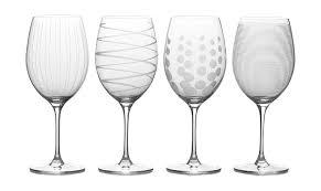 amazon com mikasa cheers bordeaux red wine glass 24 ounce set