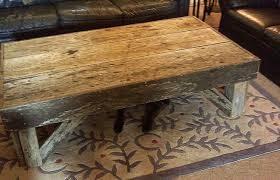 coffee tables recycled wood coffee table superior reclaimed wood