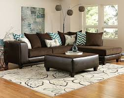 Brown Sectional Sofa With Chaise Sofa Sectional Sofa Cuddler Chaise Beautiful Wrap Around Sofas