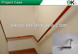 Handrail Brackets For Stairs Stair Handrail Bracket Stainless Steel Brackets Decorative Wood