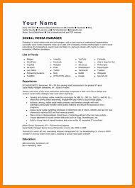 Sample Coordinator Resume by 11 Social Media Coordinator Resume Doctors Signature