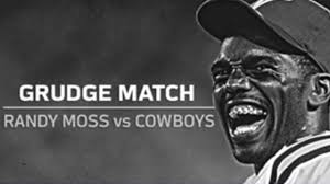 randy moss get on the cowboys in 1998 grudge match