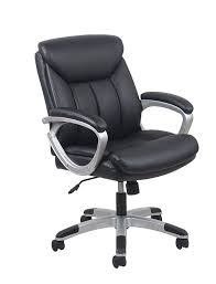 essentials leather executive ergonomic office chair for 46 51
