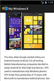 windows 8 1 apk for android my windows 8 apk free productivity app for android