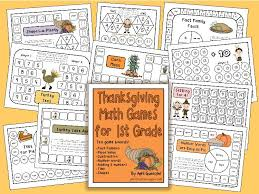 gwhizteacher thanksgiving math freebie