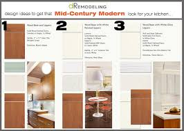 modern kitchen look how to get that mid century modern look into your kitchen blog