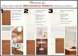 mid century modern kitchen design ideas how to get that mid century modern look into your kitchen blog