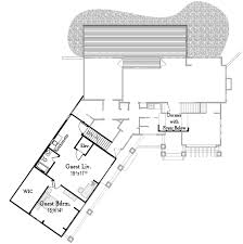 open cottage house plan 18238be architectural designs house