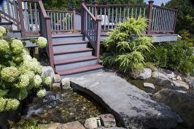 landscape u0026 garden bridges enhance your backyard ponds pond