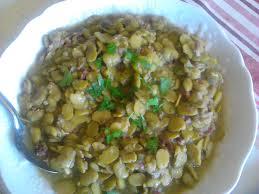 comment cuisiner les feves surgel馥s jambon de bayonne la cuisine de bulle