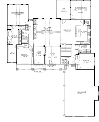 house plans with three car garage craftsman style house plan 3 beds 2 50 baths 2297 sq ft plan 437 61