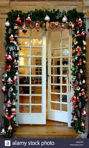 decoration doorframe in adorning in villa