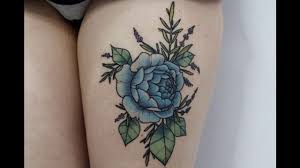 de tatuajes de rosas elegantes tatuajes de rosas hombres y mujeres youtube