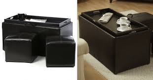 amazing deal beautiful 3 pc storage ottoman set free shipping