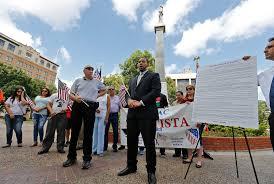 Calvert County Flag Group Seeks Removal Of Travis Park Monument San Antonio Express News