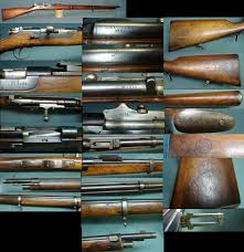 Bore is about fine  Complete with the nearly always missing cleaning rod  Overall near excellent condition  and far above the condition of any other     Old Guns Net
