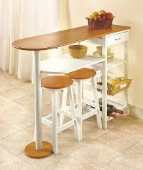 breakfast bar table set breakfast bar table island w stools desk craft table w drawer