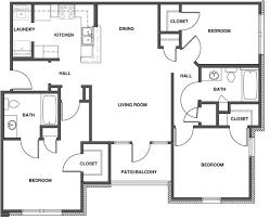 three bedroom flat floor plan three bedroom apartment floor plan contemporary plans for