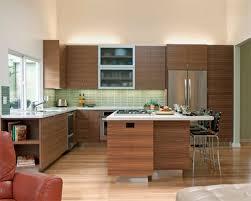 mid century modern walnut kitchen cabinets mid century modern meets the jetsons in mar