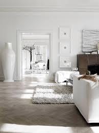 interiors details dream home pinterest interiors living herringbone floor in all white living room