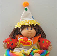 cabbage patch circus doll signed xavier roberts 18 inch