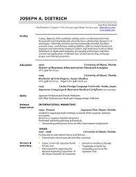 Fashion Industry Resume Google Free Resume Templates Google Resume Builder Free Fashion