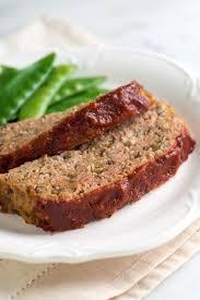 unbelievably moist turkey meatloaf recipe turkey meatloaf