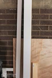 Shaker Style Kitchen Cabinet Doors Update Cabinet Doors To Shaker Style For Cheap Hometalk