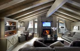 houses cozy family room rooms interiors houses design