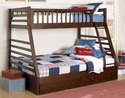 Starship Bunk Bed Set Chocolate Cherry Leons - Images for bunk beds