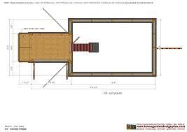 home garden plans ss102 chicken coop plans construction