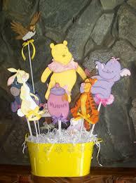 winnie the pooh baby shower decorations winnie the pooh baby shower centerpieces stuff picture