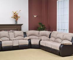 Black Reclining Sofa Sofa Reclining Sofa With Cup Holders Sweet Reclining Sofa With