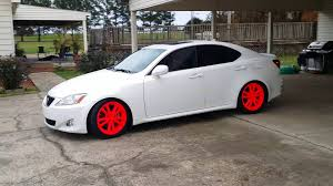lowered lexus is300 is250 lowered dipped the wheels blaze pink youtube