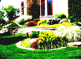 home landscape design how cheap landscaping ideas no grass image