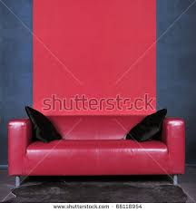 The Red Sofa Balck And Red Stock Images Royalty Free Images U0026 Vectors