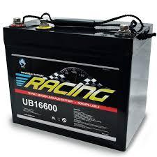 16 volt and 12 volt 1600 watt ub16600 sealed agm car audio battery jpg