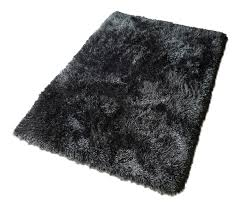 Black Round Area Rugs by Black Shag Area Rugs Roselawnlutheran