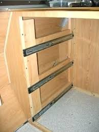 self closing cabinet drawer slides incredible mesmerizing self closing drawer slides kitchen cabinet