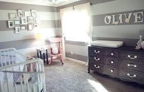 chambre bébé grise et blanche chambre bacbac gris et jaune uj47 montrealeast souvent decoration