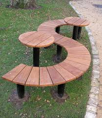 Plans To Build A Round Picnic Table by Wishing Work Gabion Bench Design