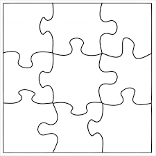 28 giant puzzle template 25 best ideas about puzzle piece