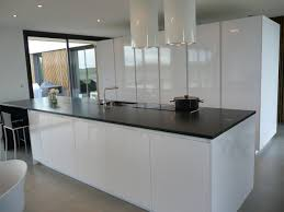 modele cuisine blanc laque get green design de maison