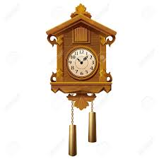 Kukuclock Cuckoo Clock Clipart U0026 Backgrounds Clipart Collection Wooden