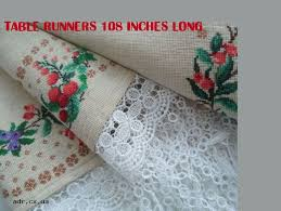 Wedding Linens For Sale 1251 Best Linen Embroidery Tablecloth Images On Pinterest